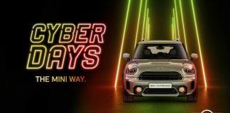 2020 MINI Cyber Days προσφορές ΜΙΝΙ