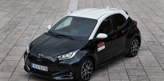 Toyota Yaris 2020 δοκιμή Traction