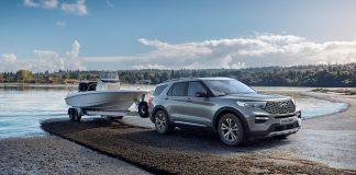 Ford Explorer Plug-in Hybrid τιμές Ελλάδα
