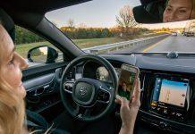 Αυτοματοποιημένοι οδήγηση αφηρημένος οδηγός