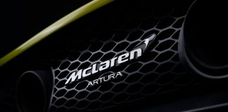 McLaren Artura νέο υβριδικό supercar