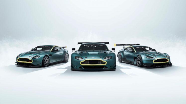 Aston Martin Vantage Legacy