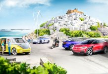 VW Group Αστυπάλαια 2020
