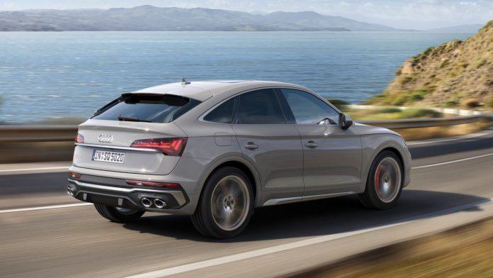 Audi SQ5 Sportback TDI 2020