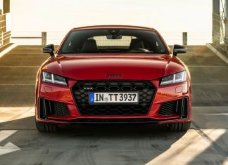 Audi TTS competition plus 2020