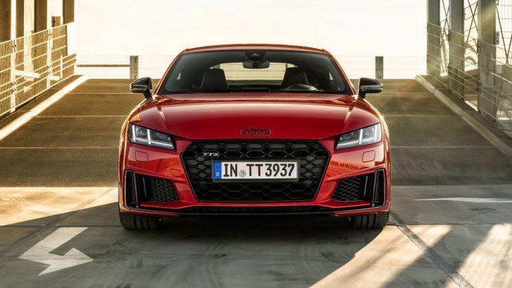 Audi TTS competition plus 2020