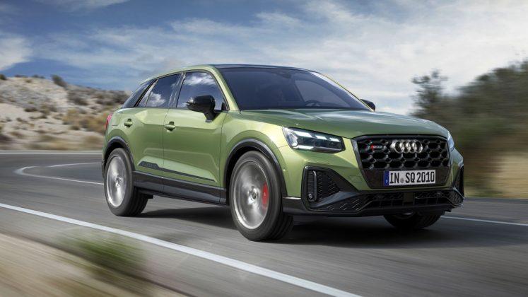 Νέο Audi SQ2 ανανέωση 2020