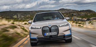 2021 BMW iX ηλεκτρικό SUV BEV