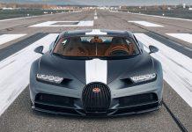 Bugatti Chiron Sport έκδοση Les Légendes du Ciel