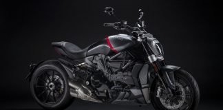 Ducati XDiavel ανανεωμένο 2021