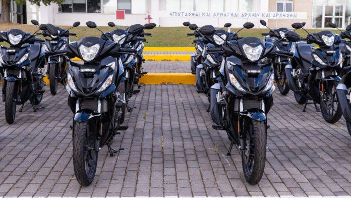 ελληνική Αστυνομία νέα παπιά 2020