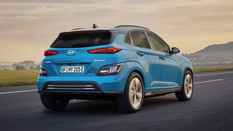 Hyundai Kona Electric 2020 ανανέωση