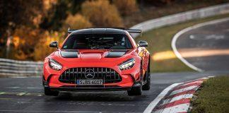 Mercedes-AMG GT Black Series ρεκόρ Nurburgring 2020