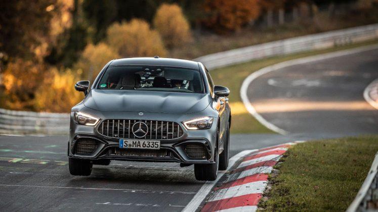 Mercedes-AMG GT 63 S 4MATIC+ ρεκόρ Nurburgring 2020