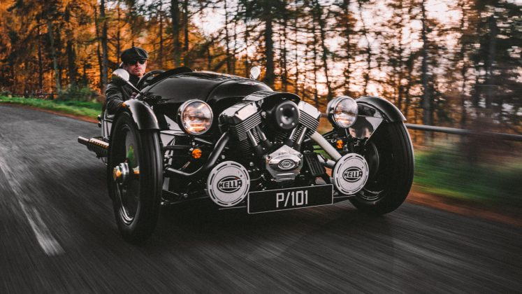 Morgan 3 Wheeler P101 2020