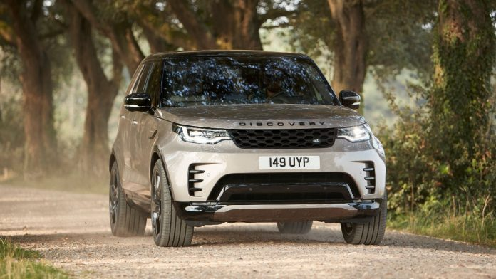 land Rover Discovery 2021 ανανέωση