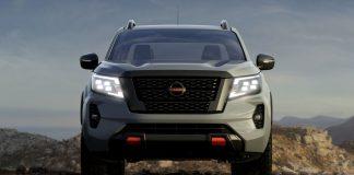 2021 νέο Nissan Navara