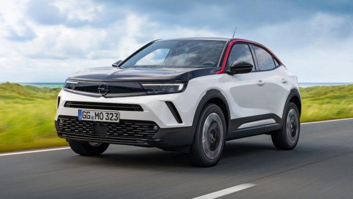 Opel Mokka Νέες εκδόσεις