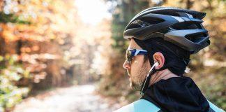 Ποδηλάτης ακουστικά απαγόρευση έρευνα