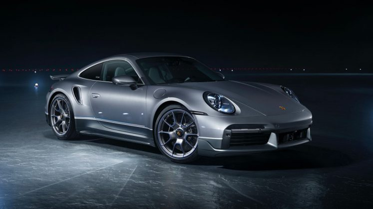 Porsche 911 Turbo S Embraer