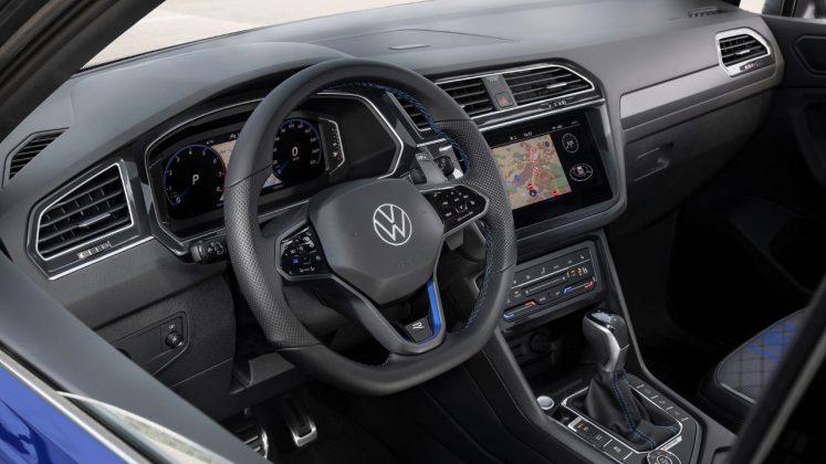 Volkswagen VW Tiguan R 2020