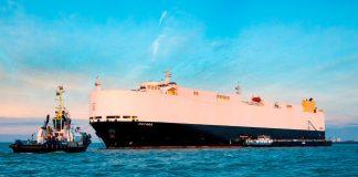 Volkswagen Group φορτηγά πλοία