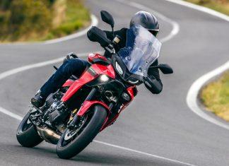 2021 νέα Yamaha Tracer 9 GT