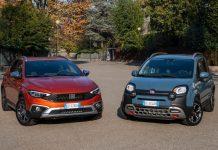 Νέα γκάμα Fiat Tipo και Panda