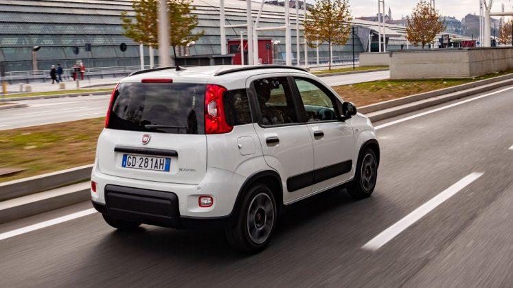 Fiat Panda Cty Life