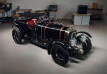 Birkin Bentley Blower 2020
