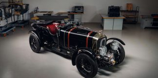 Birkin Bentley Blower 2020