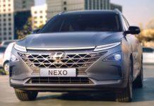 Hyundai Nexo Green NCAP