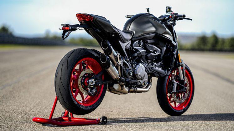 2021 Ducati Monster νέα γενιά