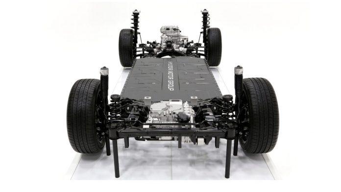 Hyundai πλατφόρμα E-GMP 2020