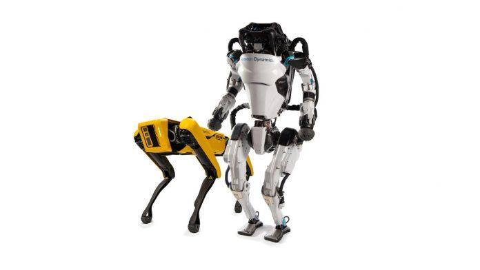 Hyundai εξαγορά Boston Dynamics 2020
