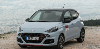 Hyundai i10 N Line Traction δοκιμή test