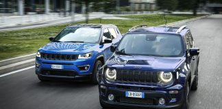 jeep renegade compass 4xe
