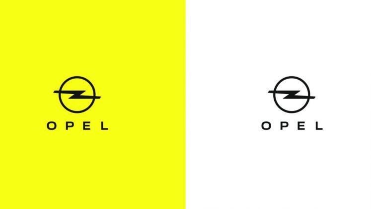 Opel νέο logo εταιρική ταυτότητα