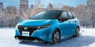 Nissan Note e-Power 2020 νέο