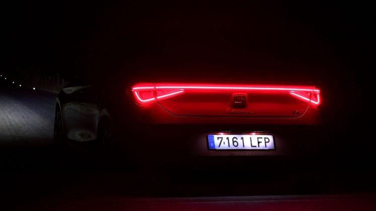 SEAT LED φώτα τεχνολογία