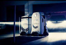 Αυτόνομα ρομπότ φορτιστές Volkswagen