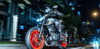 Yamaha MT-07 ανανέωση 2021