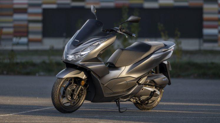 Ανανεωμένο Honda PCX125 2021