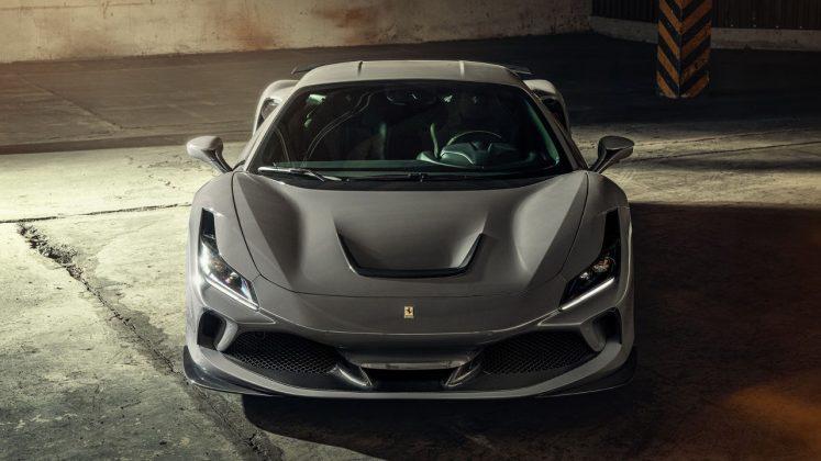 Novitec Ferrari F8 Tributo 2021
