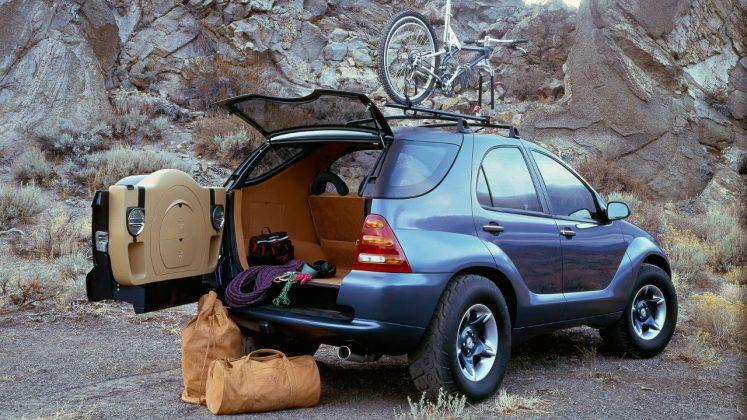 Mercedes AAVision concet 1996