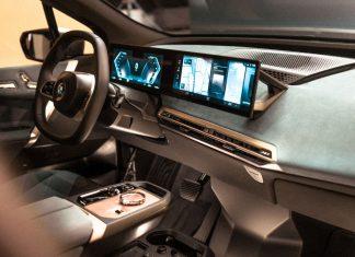 BMW iDrive 2021