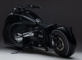 BMW R 18 Spirit of Passion Kingston Custom 2021