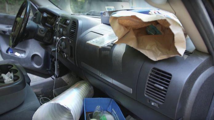 αηδιαστικά αντικείμενα αυτοκίνητο έρευνα