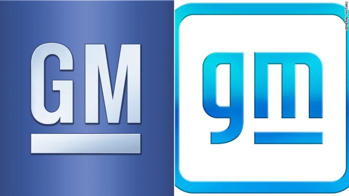 General Motoers νέο logo 2021