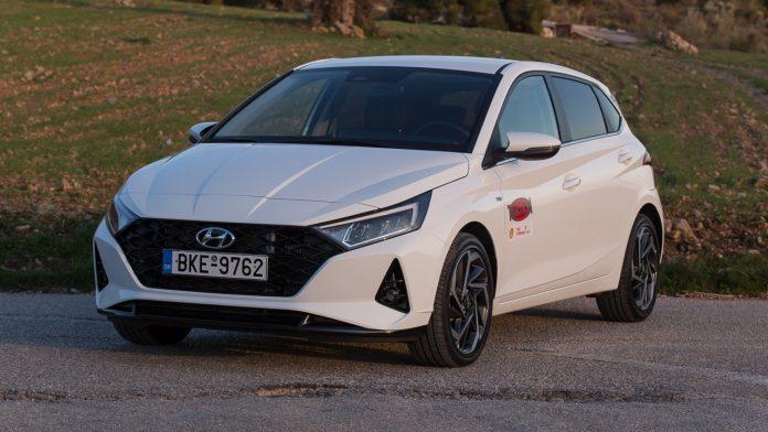 Hyundai i20 48v hybrid δοκιμή traction